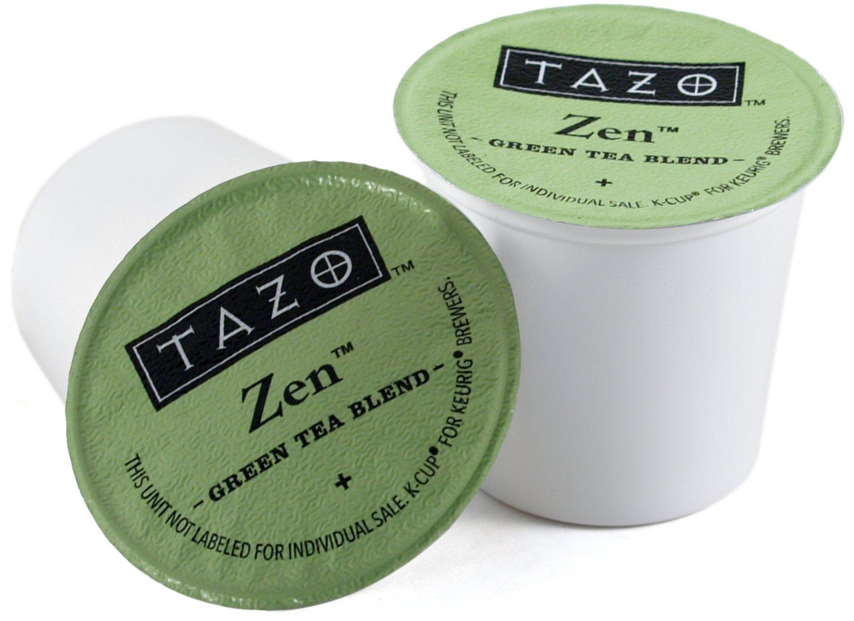 Tazo Zen Green Tea Keurig K-Cups, 160 Count