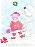 いちごのクリスマス (fleur des couleur)
