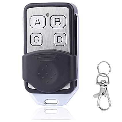 How To Program Garage Door Remote >> Garage Door Opener Remote Compatible With Liftmaster Chamberlain Craftsman Openers With Purple Learn Button 315mhz 4 Buttons Garage Door Remote
