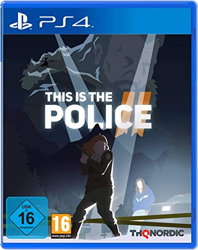 THQ Nordic This is the Police 2, PS4 vídeo - Juego (PS4 ...