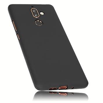mumbi Funda Compatible con Nokia 6 2018 Caja del teléfono móvil ...
