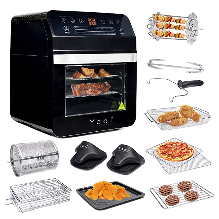 The Best Gourmia Countertop Oven Air Fryer