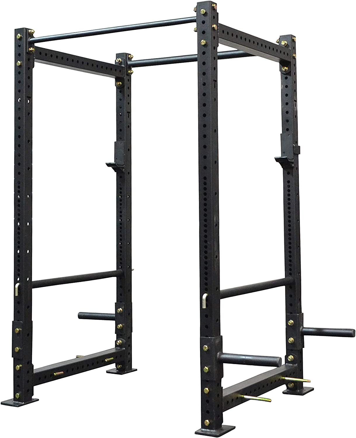 TITAN FITNESS X-3 Series Bolt Down Power Rack
