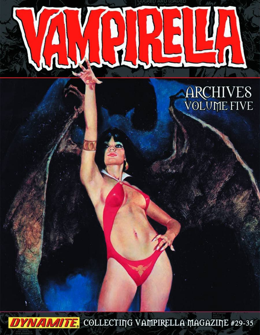 Vampirella Archives Volume 5 pdf epub