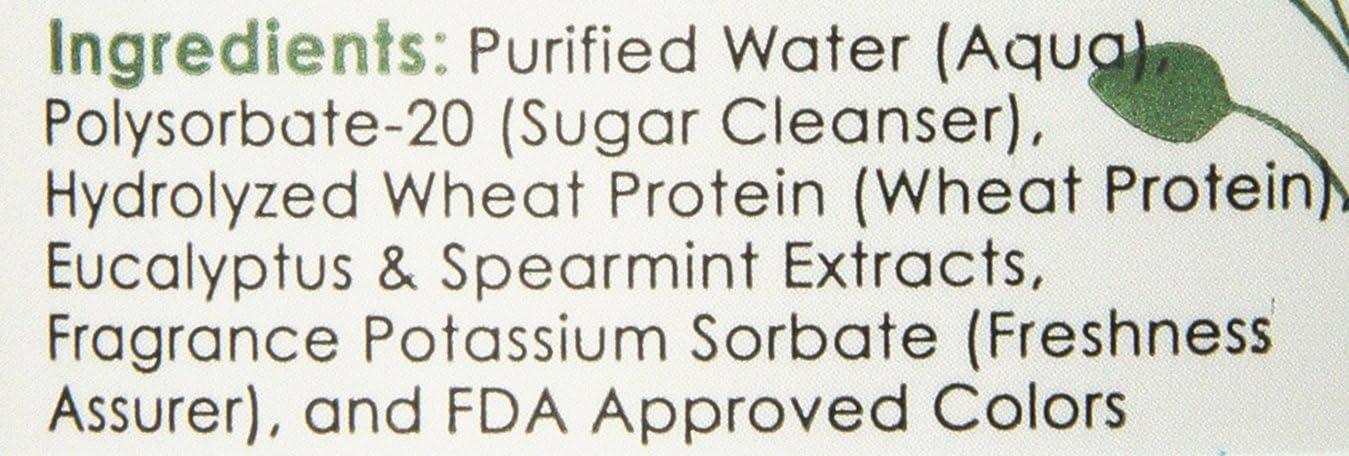 WAHL Deodorizing & Refreshing Pet Deodorant for Dogs - Eucalyptus & Spearmint for Coat Shine & Strengthening