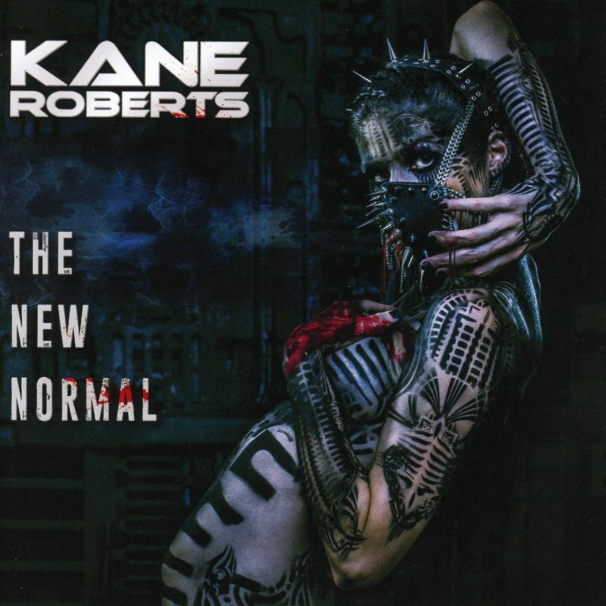 CD : Kane Roberts - New Normal (CD)