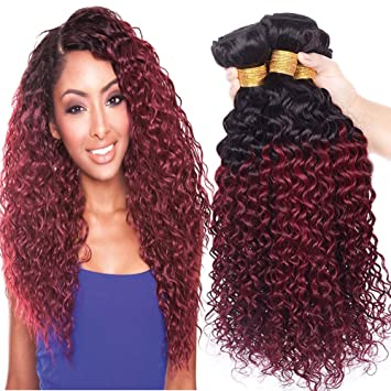 Amazon black rose hair 7a peruvian ombre curly hair 4 black rose hair 7a peruvian ombre curly hair 4 bundles 100 virgin human hair extensions pmusecretfo Image collections