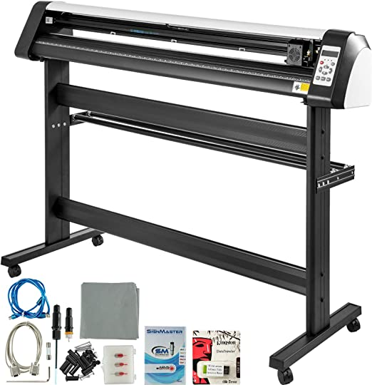 VEVOR 53 Inch Vinyl Cutter Machine Vinly Sign Cutting Plotter ...