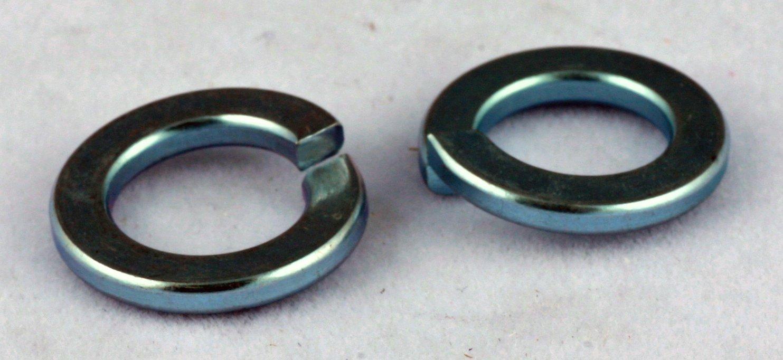 M3 Metric Lock Washers Din 127-B Zinc 100 Pack