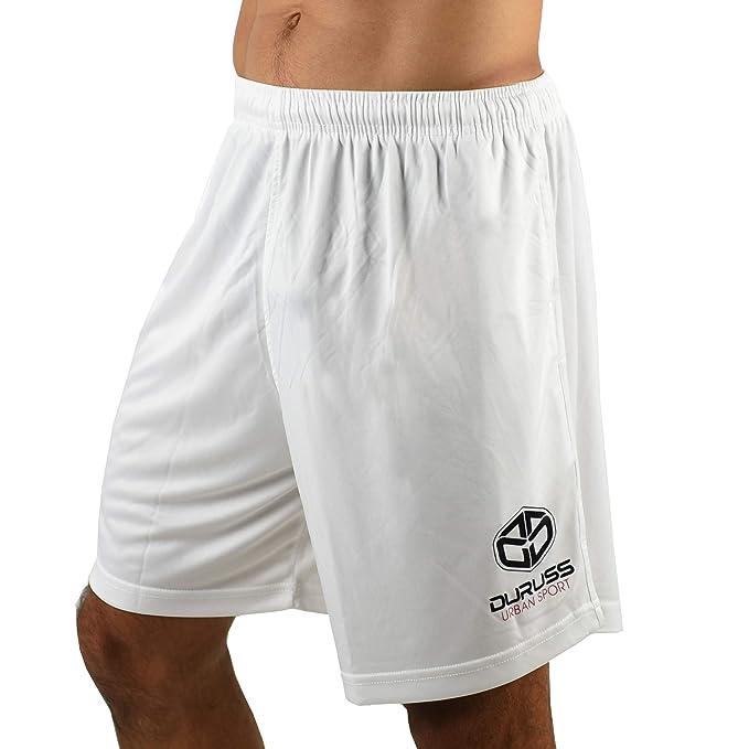 Duruss Tecnico Pantalon Corto de Deporte Hombre: Amazon.es ...