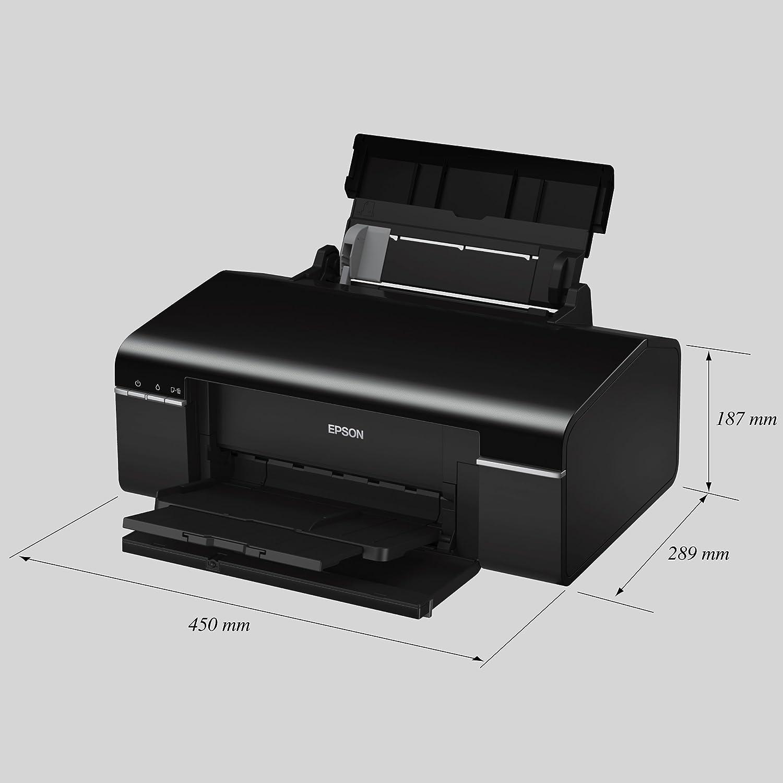 Драйвера для принтера epson p50 скачать