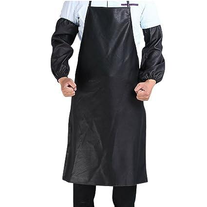 Heavy Duty delantal con bolsillos – para restaurantes y hogares – Barbacoa, parrilla, hornear