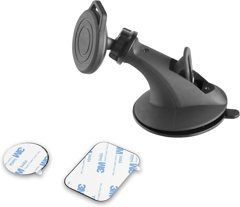 Muvit MUCHL0056 - Soporte de Coche con Ventosa para Smartphones ...