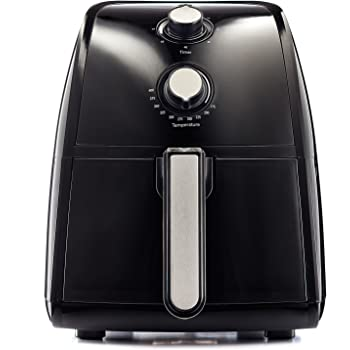 Amazon Com Frenchmay Touch Control Air Fryer 3 7qt 1500w
