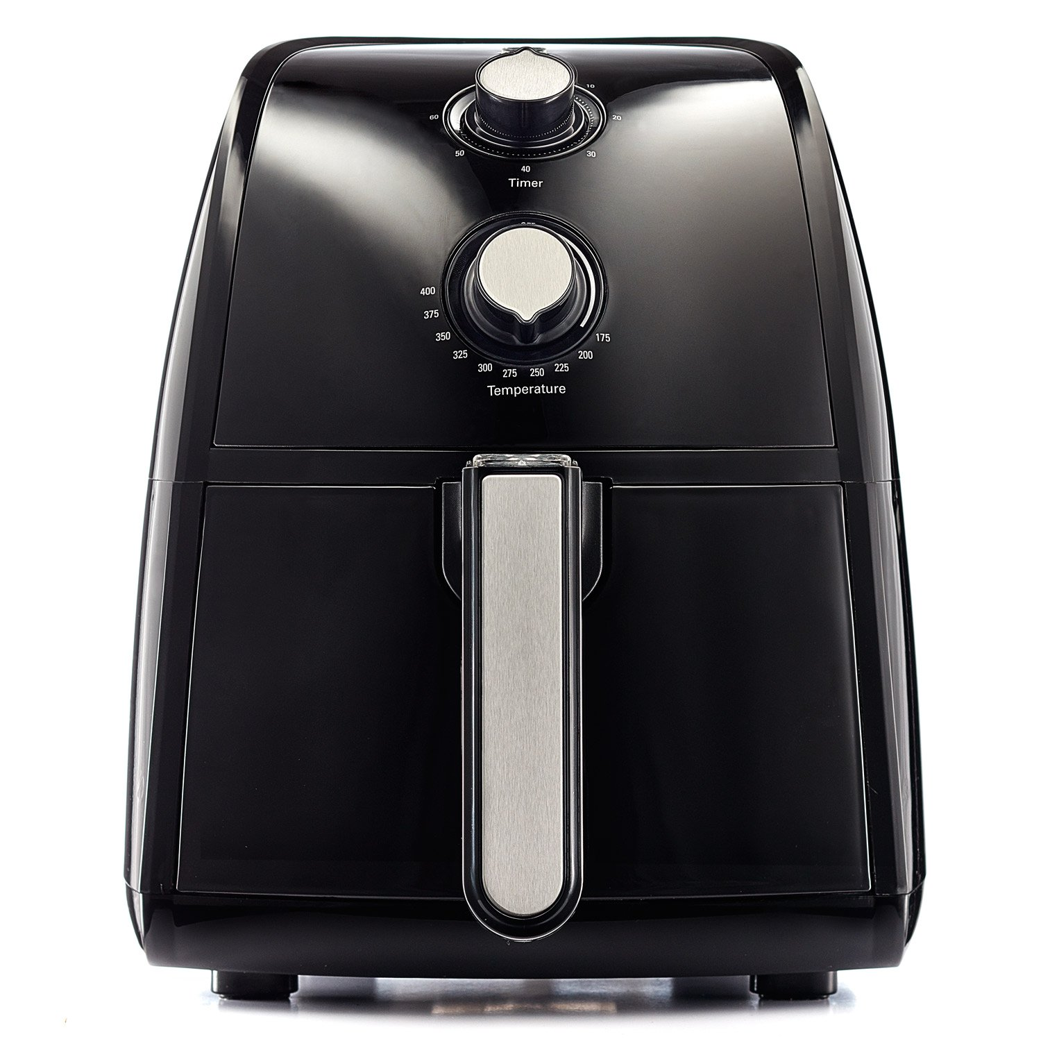 BELLA 14538 2.6 Quart Air Convection Fryer, Black by BELLA