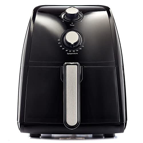 BELLA-14538-2.6-Quart-Air-Convection-Fryer-Black