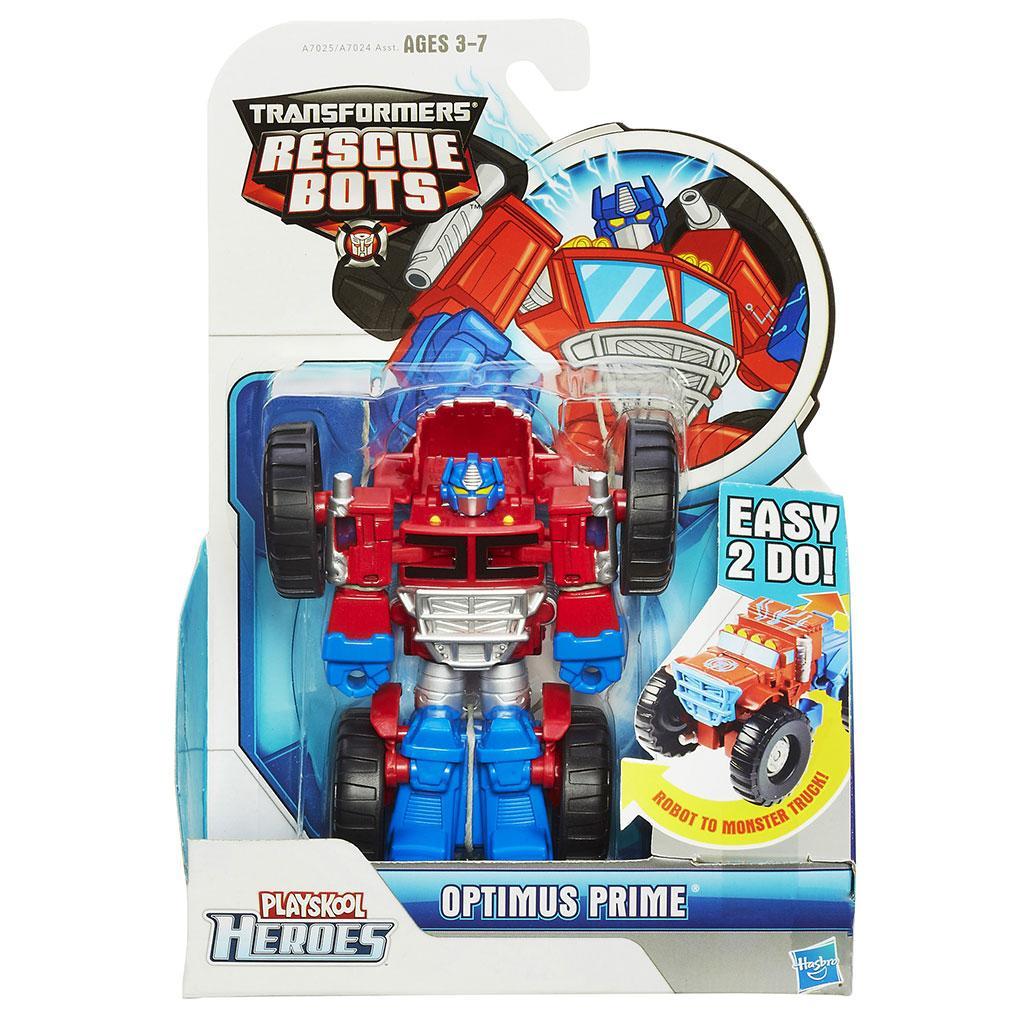 Amazon Com Transformers Playskool Heroes Rescue Bots