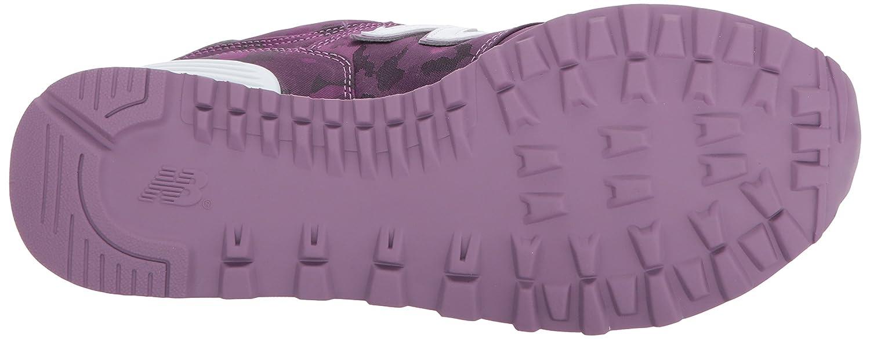 New Balance Women's 574 Camo Pack Lifestyle Fashion US|Kite Sneaker B01LZAUQPM 7 B(M) US|Kite Fashion Purple/White 378a41