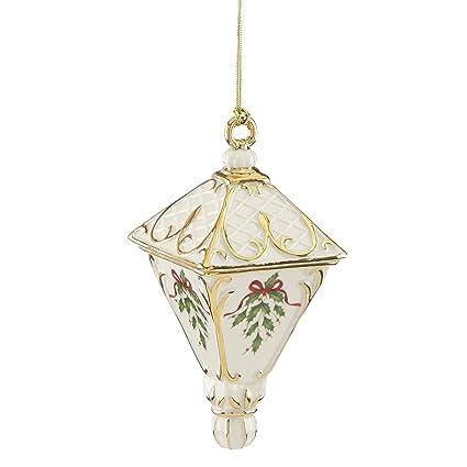 Amazon.com: Lenox 2018 Annual Holiday Ornament: Home & Kitchen