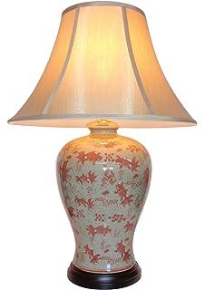 Uks largest range of porcelain lamps large oriental ceramic table uks largest range of porcelain lamps large oriental ceramic table lamp m3406 aloadofball Choice Image