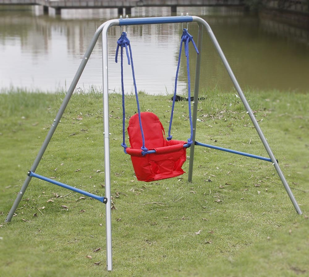 Outdoor baby swing aliexpress baby toy swing hammock chair for Baby garden swing amazon