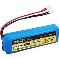 PATONA 6520 vervanging voor accu JBL GSP1029102A (6000mAh) - compatibel met JBL Charge 3 (jaar 2016)