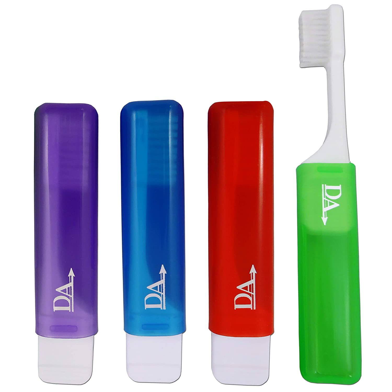 2x Ortodoncia Viaje Cepillo dientes VTrim (Set de 2): Amazon.es: Salud y cuidado personal