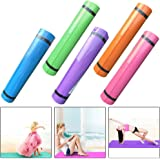 DETALLAN Yoga All-Purpose Extra Thick High Density Anti-Tear Exercise Yoga Mat 4MM