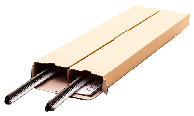 Amazon.com: SilBlade FLX 2121 Premium Beam Wiper Blade Set - 21