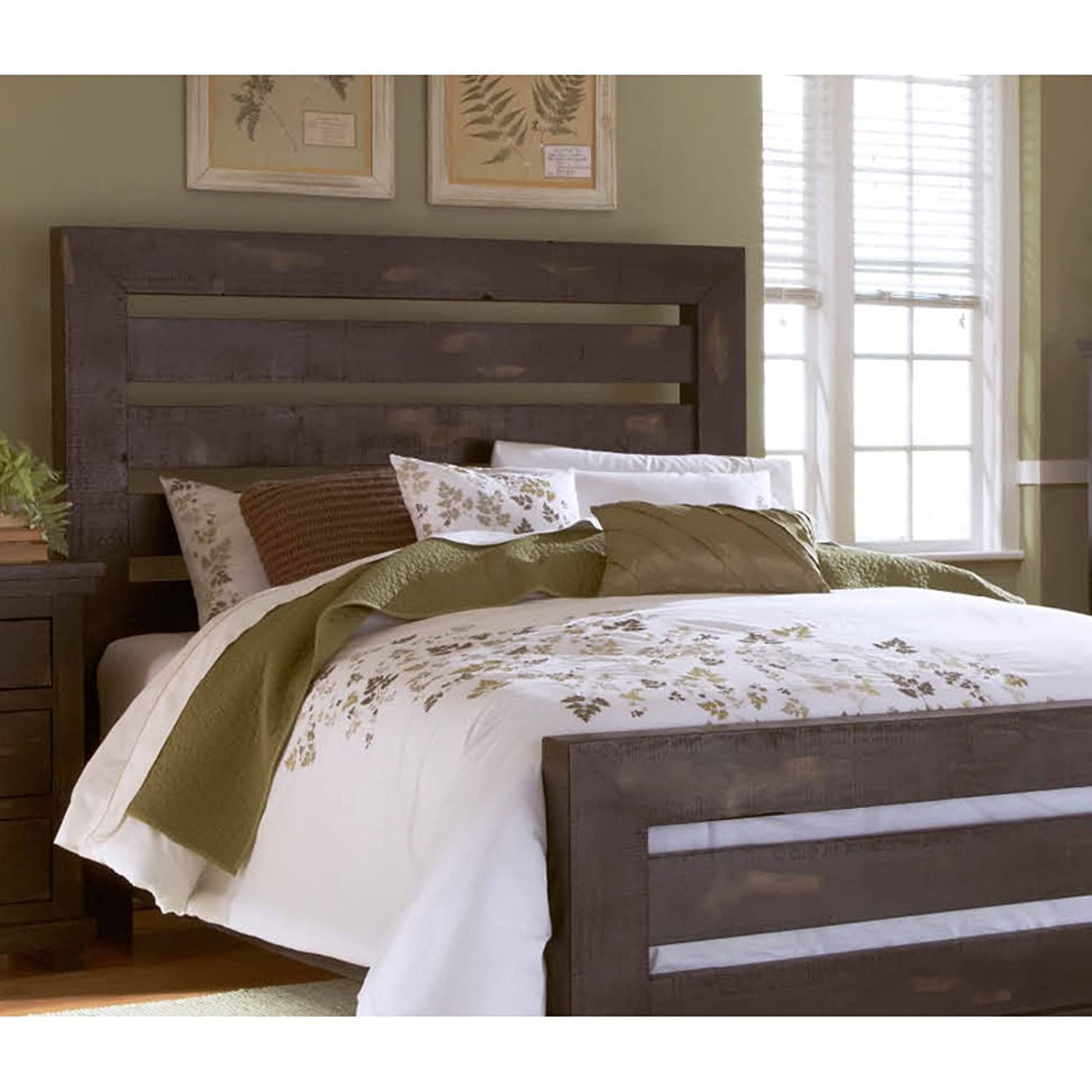 Amazon.com: Progressive Furniture Willow Distressed Headboard: Home  Improvement