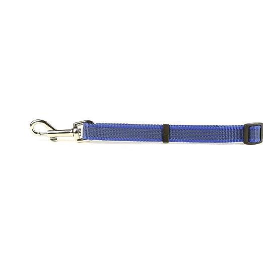 Azul y Gris 1 Julius-K9 16SGA-B-1 Conexi/ón del Cintur/ón de Seguridad