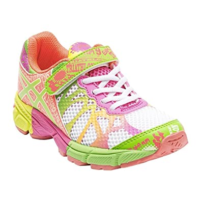 asics trainers for girls