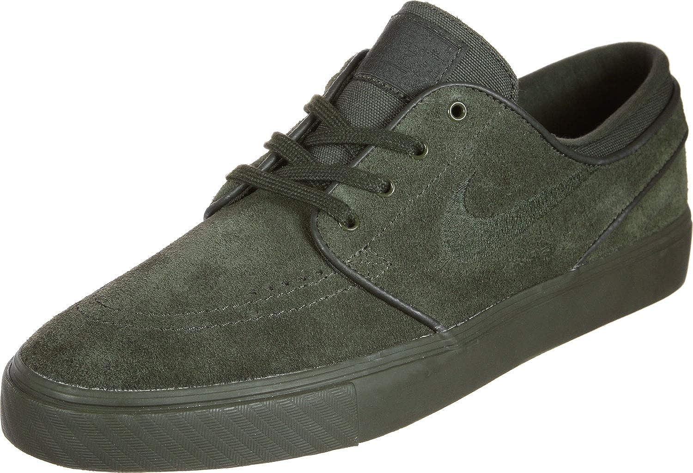 Nike SB Zoom Stefan Janoski Men\'s Shoes - 333824 (11.5 D US, Sequoia/Sequoia) 7112B2BAA3FvLUL1500_