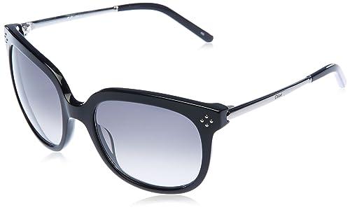 Chloe' Eye, Gafas de Sol para Mujer, Negro (Nero), 55