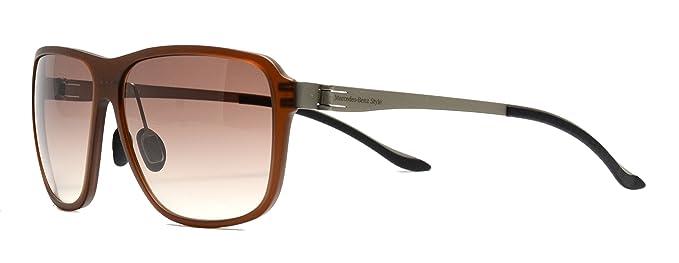 Mercedes-Benz - Gafas de sol - para hombre Marrón marrón ...