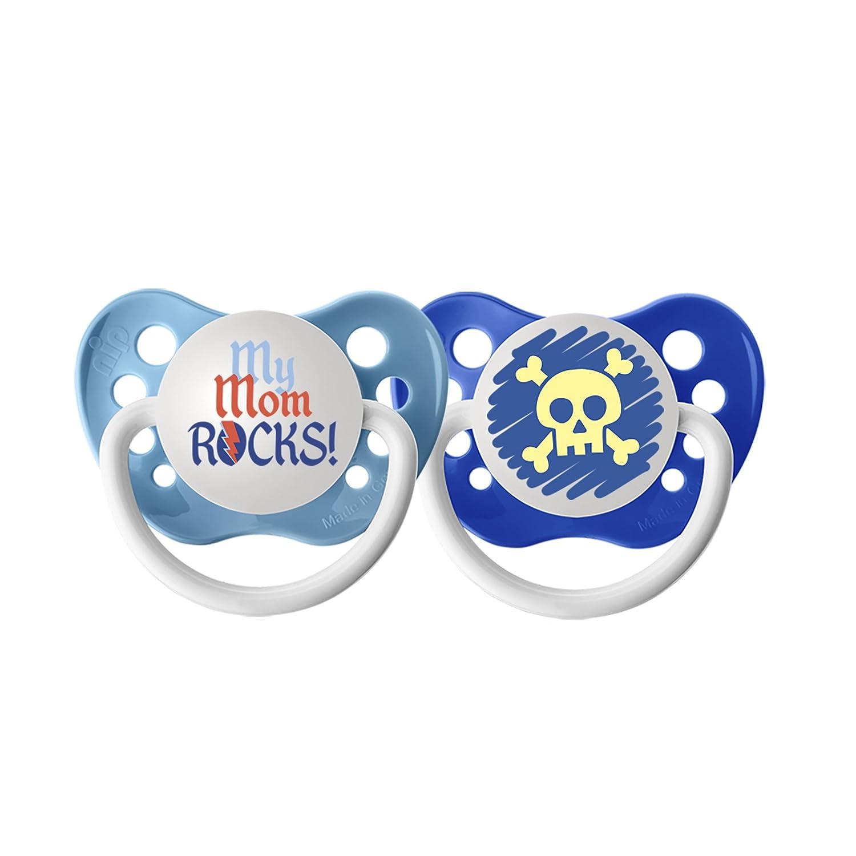 Los chupetes - Ulubulu - Mi mamá Rocks & calavera azul 0 - 6 ...