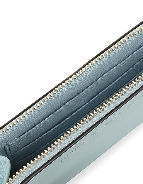 Accessorize - Monedero de Material Sintético Mujer, azul ...