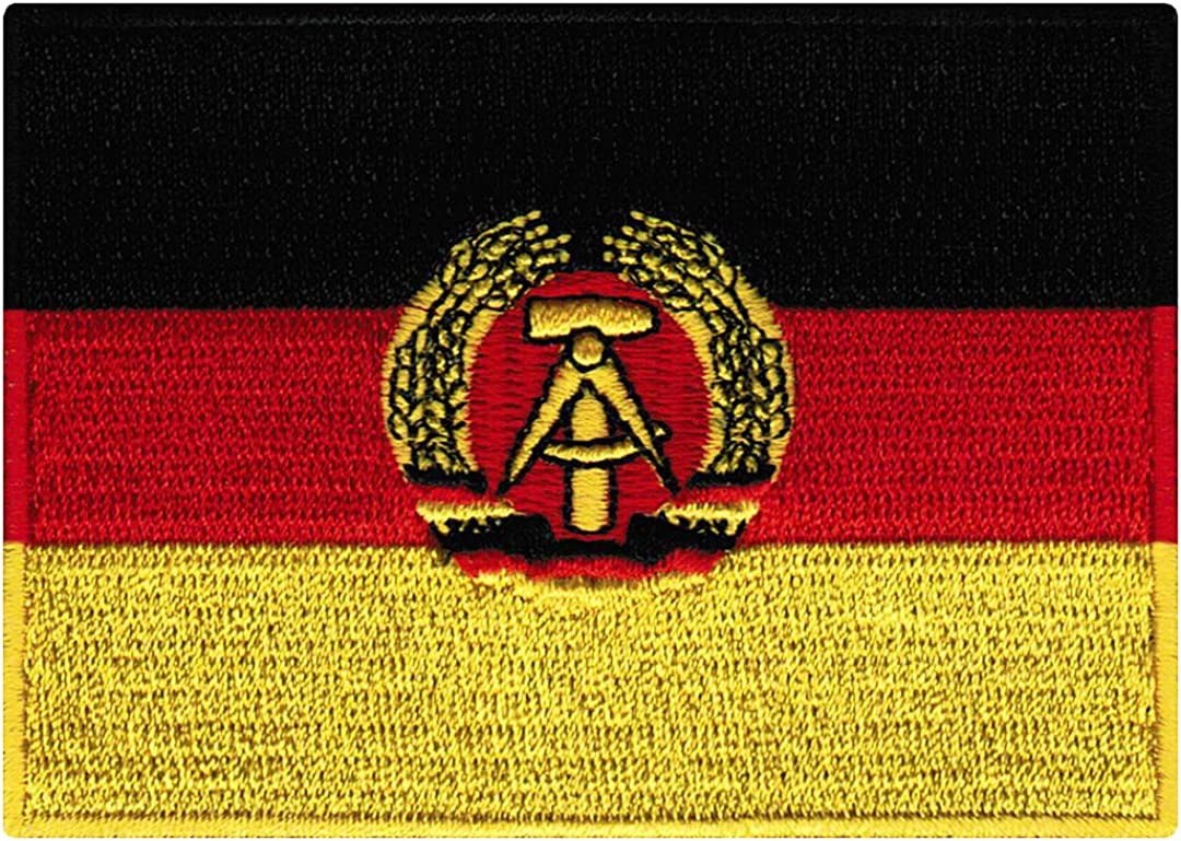 GERMANY German Country Flag Embroidered PATCH