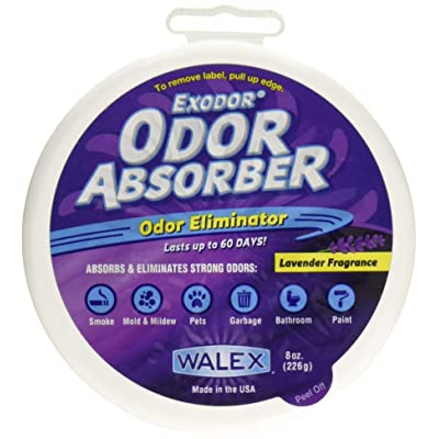 WALEX PRODUCTS COMPANY, INC. ABSORBRTL Exodor Odor Absorber 8 Oz.: Automotive