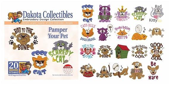 Amazon Dakota Collectibles Pamper Your Pet Multi Format