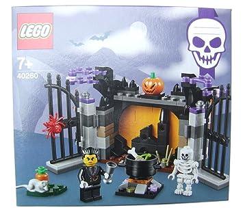 Lego Halloween Haunt - 40260: Amazon.co.uk: Toys & Games