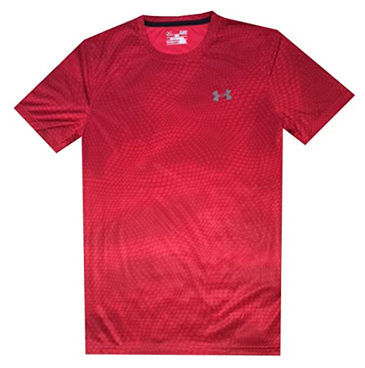f4cf195d386f Amazon.com  Under Armour Men Tech Short Sleeve T-Shirt (L