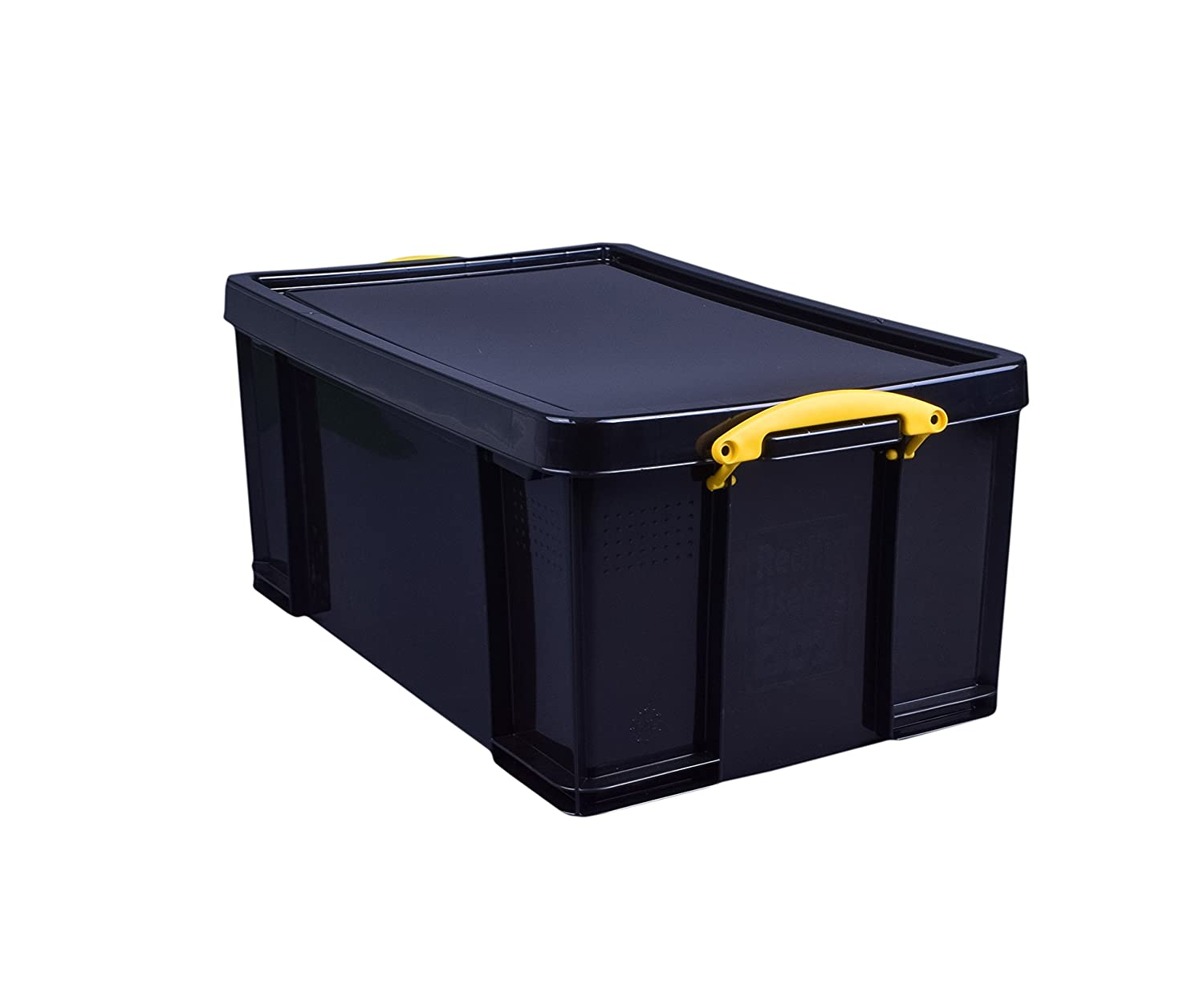 Really Useful Storage Box 48 Litre Clear REALUSE 48C
