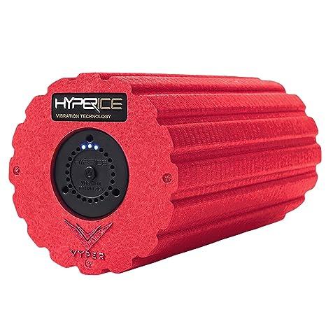Firm Density Hyperice Vyper High-Intensity Vibrating Massage Foam Roller