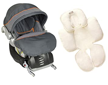 Baby Trend Flex Loc Infant Car Seat With Head Body Support Vanguard