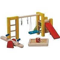Plan Toys Playground - Wooden Set