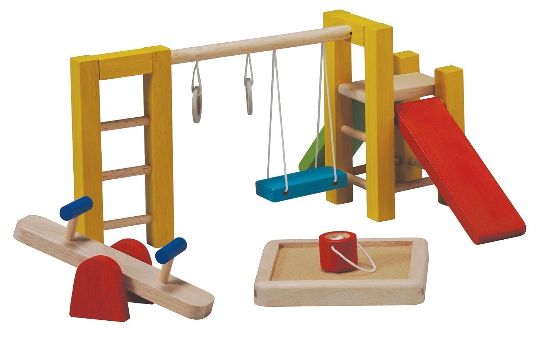 plan toys playground amazonca home  kitchen -