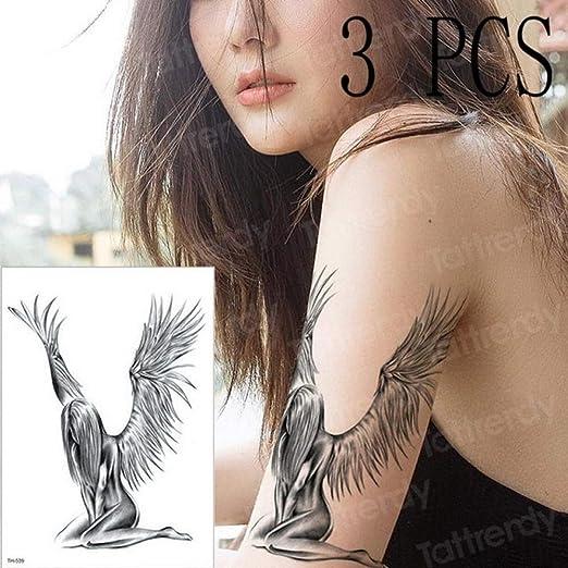 Handaxian 3 Piezas/súper alas Grandes Renacimiento de Phoenix Que ...