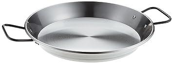 Garcima - Paellera pulida induccion 1 r. 30cm