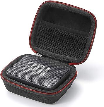 Estuche para JBL Go/JBL GO 2, Estuche rígido para Transporte de Viaje para JBL GO/JBL GO 2 Altavoz inalámbrico portátil Bluetooth (Estuche, Altavoz y Accesorios no incluidos): Amazon.es: Electrónica
